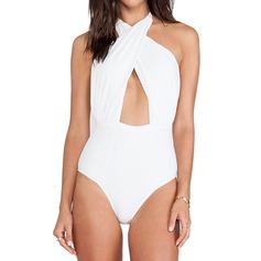 лайкра/Спандекс Мода купальный костюм (041066131)