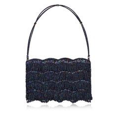 Elegant Polyester med Pärlbrodering Handledsväskor/mode handväskor (012048442)