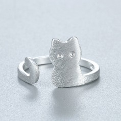 Unique Cat Women's Fashion Rings Geschenken (129140503)