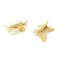 Простые бабочки сплав Комбс и заколки (042074666)