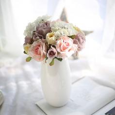 вскользь шелковые цветы Домашнего декора (203169252)