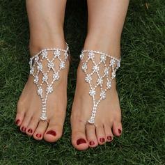 горный хрусталь Alloy Ноги Ювелирные изделия (Продается в виде единой детали) (107122413)