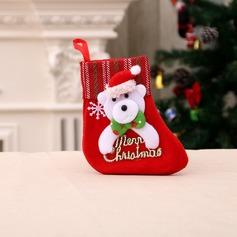 байковые Женские чулки рождественский чулок (Продается в виде единой детали) (107188795)
