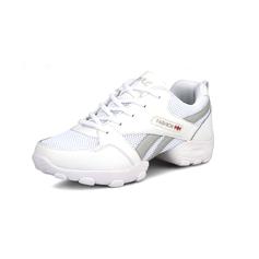 Мужская кожа Танцевальные кроссовки Танцевальные кроссовки Обувь для танцев (053093930)