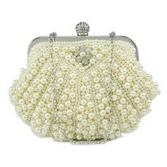 Gorgeous Pearl med Rhinsten Koblinger (012053570)