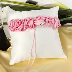 Ring Pillow With Rose Lined (103018246)