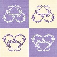 Магия дизайна лоз Обеда салфетки (набор из 20) (011036232)