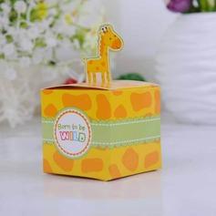 Girafa Bonito Cubi Caixas do Favor (conjunto de 12) (050024304)