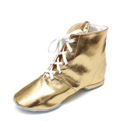 Женщины кожа Джаз Обувь для танцев (053121388)