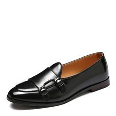 Мужская кожа Пенни Лоафер вскользь Men's Loafers (260171621)