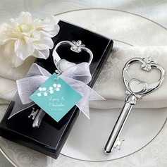 Chrome Key to My Heart Bottle Opener (Sold in a single piece) (052149788)