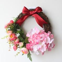 Открытый красивая элегантные классический шелковые цветы Домашнего декора продается в одном (203175786)