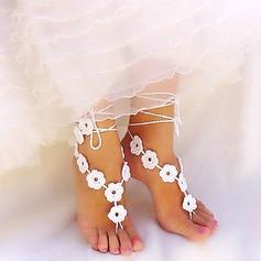 Кружева Ноги Ювелирные изделия (Продается в виде единой детали) (107122409)