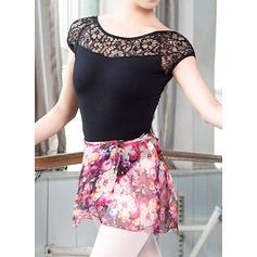 Женщины Одежда для танцев лайкра Балет Практика Балетное трико (115121766)