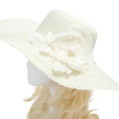классический Искусственного шелка/Импортные бумаги Цветы и перья (042052513)