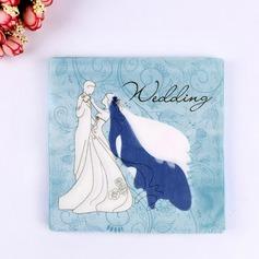 счастливый Пара дизайна Обеда салфетки (набор из 20) (011036233)