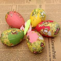 яйцо дизайн пластиковые яйцо дизайн (набор из 6) (051154377)