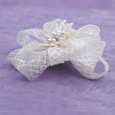 великолепный Перлы ложный/чистая пряжа Вуалью (042026174)