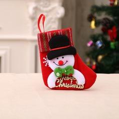 байковые Женские чулки рождественский чулок (Продается в виде единой детали) (107188794)