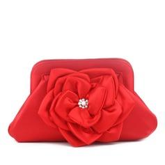 Шарм Щелк с цветы Клатчи (012040743)