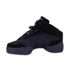 Frauen Herren Leinwand Tanzschuhe Sneakers mit Zuschnüren Tanzschuhe (053056412)
