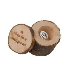 Коробка кольца в Дерево (набор из 3) (103103586)