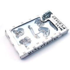 игрушки Современный Металл Набор головоломок головоломки мозга Подарки (129140526)