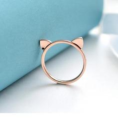 сплав Уникальные модные кольца для модных кошачьих ушей Подарки (129140576)