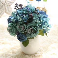 красивая шелковые цветы Домашнего декора (203169249)