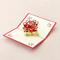 Three-dimensional Butterfly&Flower Greeting Cards (114042494)