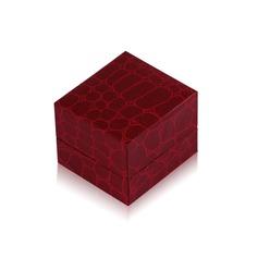 Роскошный искусственная кожа Женская Коробка ювелирных изделий (050041321)
