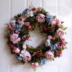Открытый красивая элегантные классический шелковые цветы Домашнего декора продается в одном (203175800)