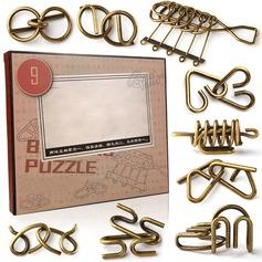 игрушки Современный Металл Набор головоломок головоломки мозга неперсонализированную Подарки (129140516)