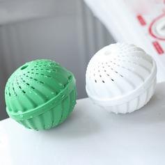 пластиковые Шайба для мытья шаров для мытья рук Хранение Прачечная Мягкая свежая стиральная машина Сушилка для умягчения ткани Подарки (129140531)