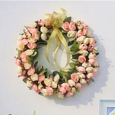 Открытый красивая элегантные классический довольно шелковые цветы Домашнего декора продается в одном (203175791)