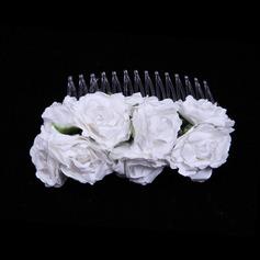 Красивая Бумага Девушки цветка Головной убор (042026769)