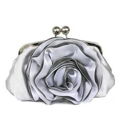 Prächtig Satin Handtaschen (012005452)