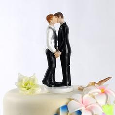 однополые смола Свадьба Фигурки для торта (122036157)