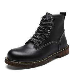 Мужская натуральня кожа Chukka вскользь Men's Boots (261172211)