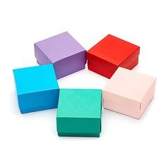 Classic Cubóide Caixas do Favor (conjunto de 12) (050038238)