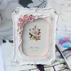 Blomst udformning Harpiks Fotorammer (051037808)