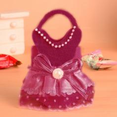 Дизайн Детское платье сумка форму Мешочки с лук (набор из 12) (050054608)
