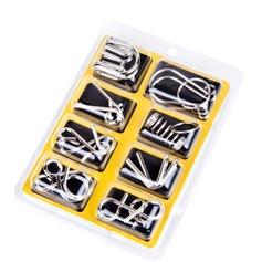 игрушки Современный Металл Набор головоломок головоломки мозга Персонализированные Подарки (129140519)
