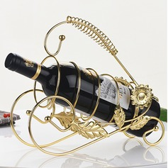 Non-Personalized Alloy Bottle Holder / Wine Rack (052143911)