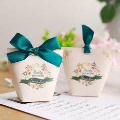 Сладкая любовь Другое картона бумаги Коробочки с Ленты (набор из 50) (050197421)