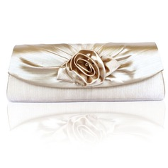 Gorgeous Satin Clutches (012010110)