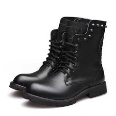 Мужская натуральня кожа Chukka вскользь Men's Boots (261172194)
