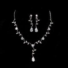 Bijoux beau Alliage zircon de (Lot de 3) Cadeaux (129166775)