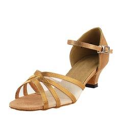 Satiné Talons Latin Chaussures de danse (053121400)