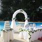 Tema Jardim/Tema Clássico Seda artificiais Decorações de casamento (131068203)